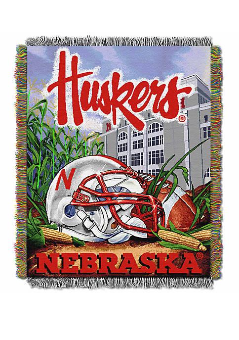 NCAA Nebraska Cornhuskers HFA Tapestry