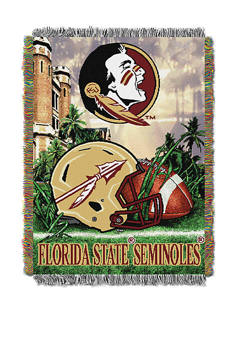 NCAA Florida State Seminoles Home Field Advantage Tapestry