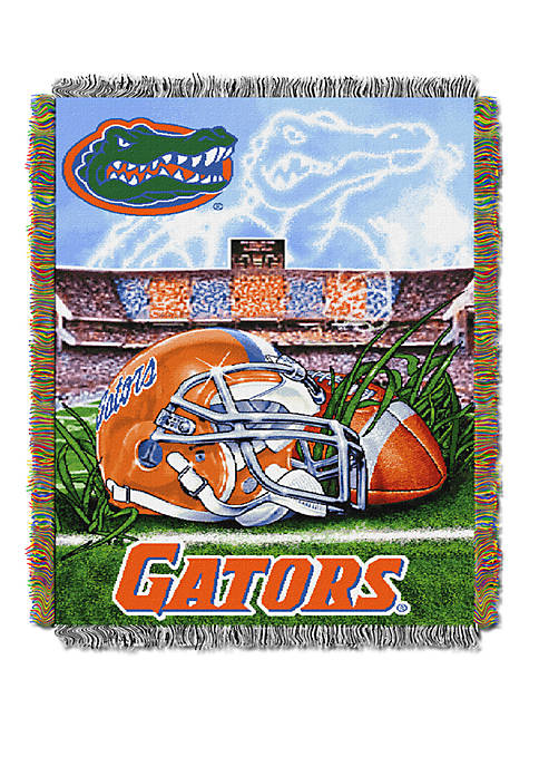 NCAA Florida Gators Home Field Advantage Tapestry