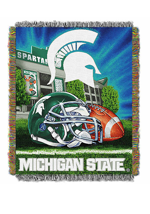 NCAA Michigan State Spartans Home Filed Advantage Tapestry