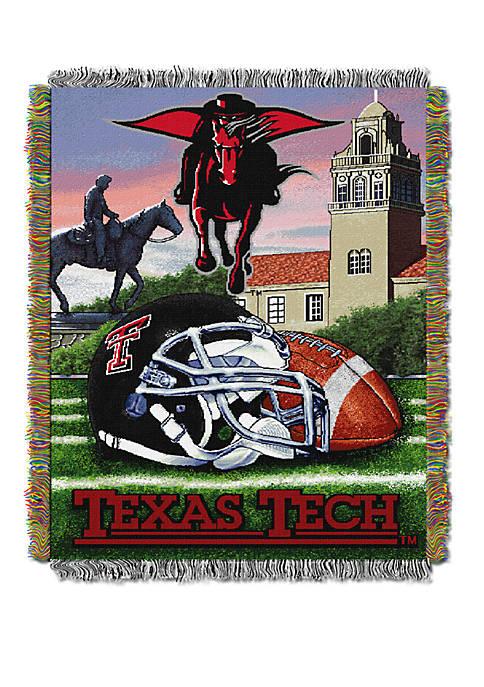 NCAA Texas Tech Red Raiders Home Field Advantage  Tapestry