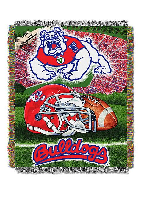 NCAA Fresno State Bulldogs HFA Tapestry