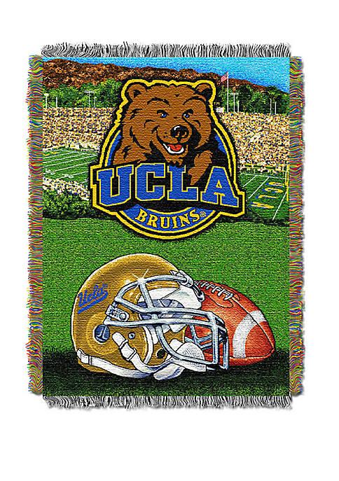NCAA UCLA Bruins Home Field Advantage Tapestry