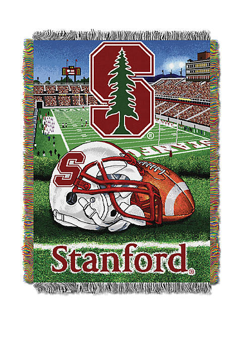 NCAA Stanford Cardinals Home Field Advantage Tapestry Blanket