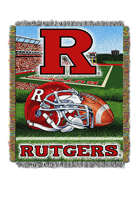 The Northwest Company NCAA Rutgers Scarlet Knights Home