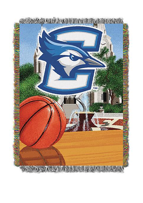 NCAA Creighton Bluejays Home Field Advantage Tapestry