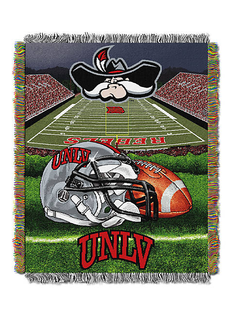 NCAA UNLV Rebels Home Field Advantage Tapestry