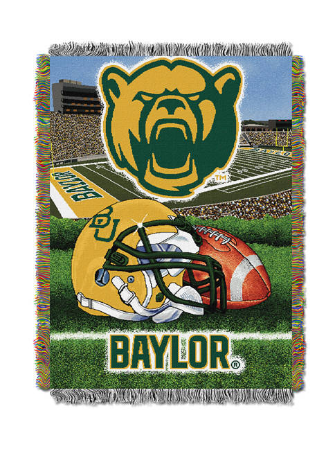NCAA Baylor Bears Home Field Advantage Tapestry