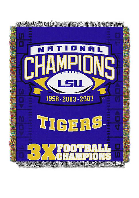 NCAA LSU Tigers Commemorative Series Tapestry