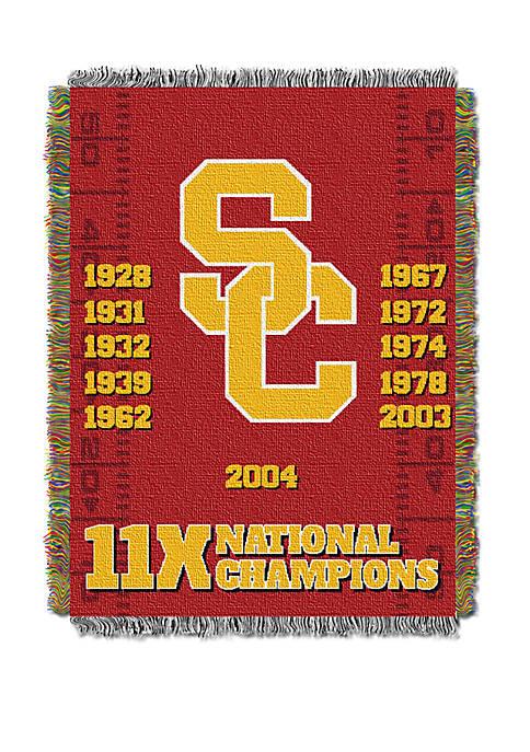 The Northwest Company NCAA USC Trojans Commemorative Series