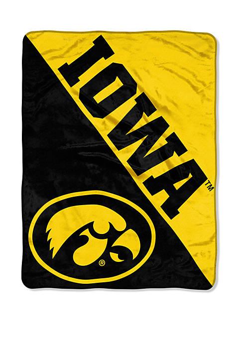 The Northwest Company NCAA Iowa Hawkeyes Halftone Micro
