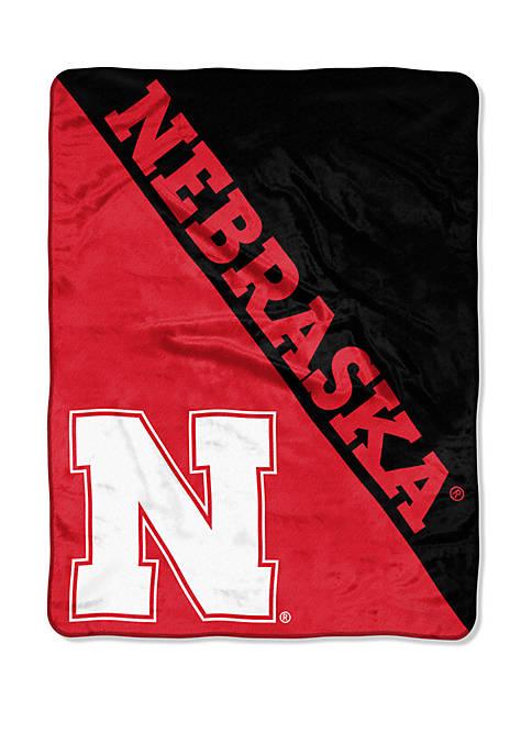 The Northwest Company NCAA Nebraska Cornhuskers Halftone Micro