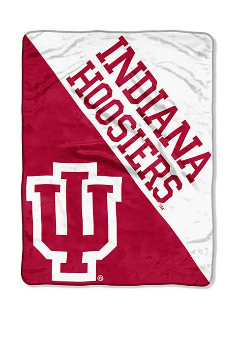 The Northwest Company NCAA Indiana Hoosiers Halftone Micro