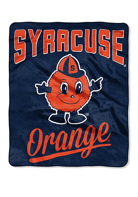 The Northwest Company NCAA Syracuse Orange Alumni Raschel