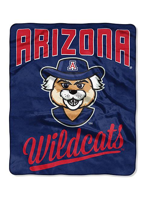 The Northwest Company NCAA Arizona Wildcats Alumni Raschel