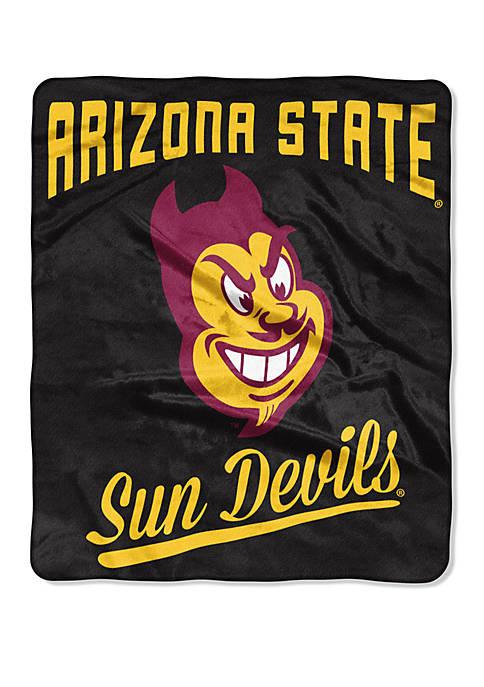 NCAA Arizona State Sun Devils Alumni Raschel Throw