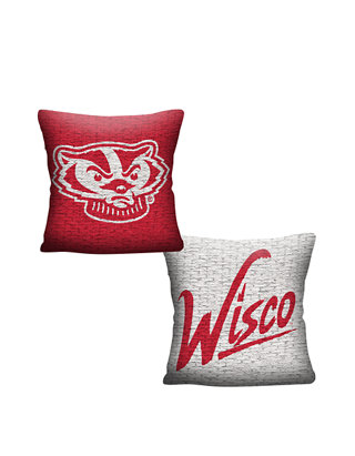 The Northwest Company Officially Licensed NCAA Wisconsin Badgers Car Seat Cover