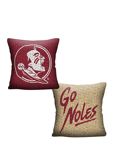 NCAA Florida State Seminoles Invert Pillow