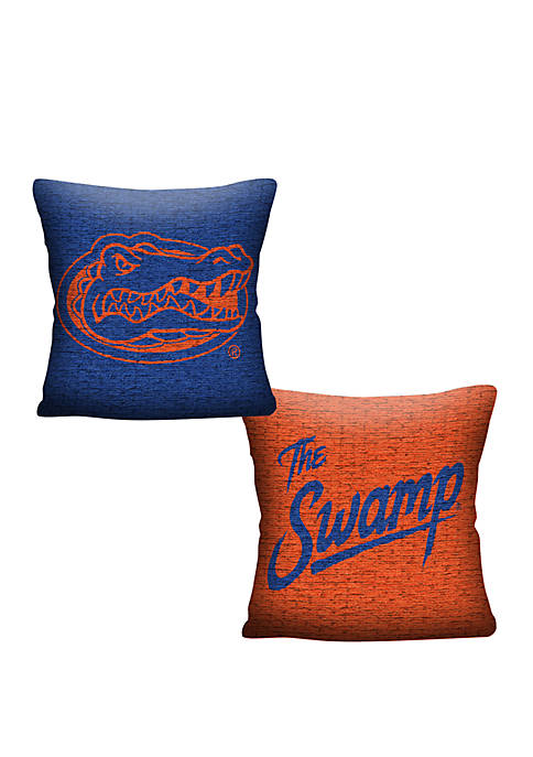 NCAA Florida Gators Invert Pillow