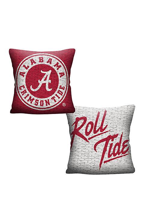 NCAA Alabama Crimson Tide Invert Pillow