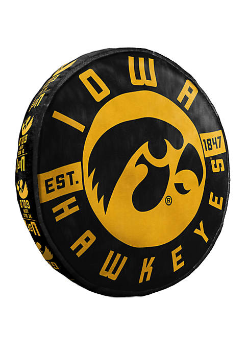 NCAA Iowa Hawkeyes Cloud Pillow