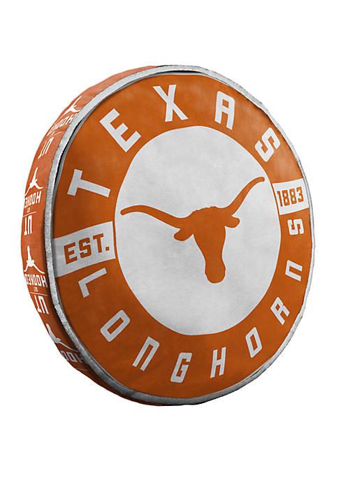 NCAA Texas Longhorns Cloud Pillow