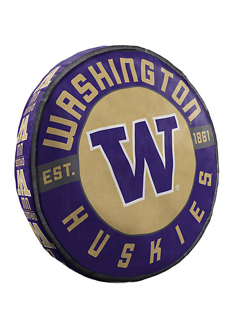 NCAA Washington Huskies Cloud Pillow