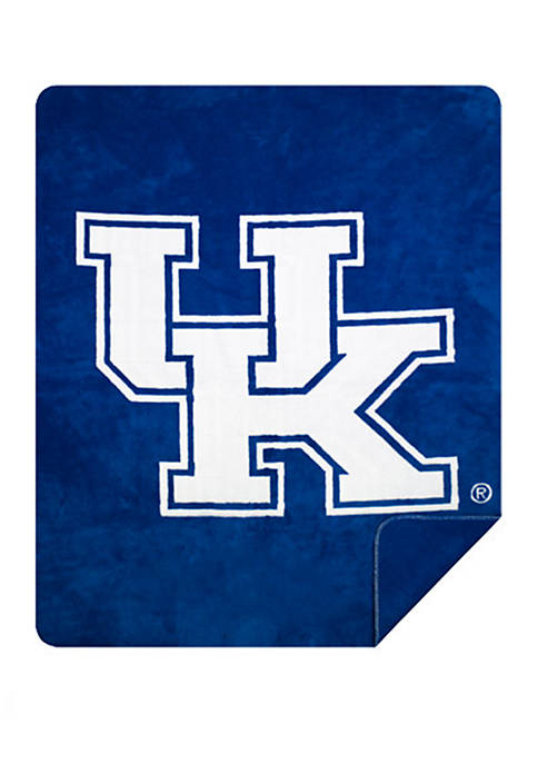 NCAA Kentucky Wildcats Sliver Knit Throw