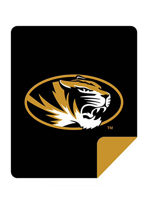 NCAA Missouri Tigers Sliver Knit Throw
