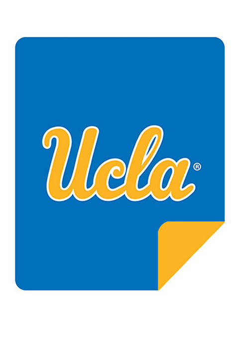 NCAA UCLA Bruins Sliver Knit Throw