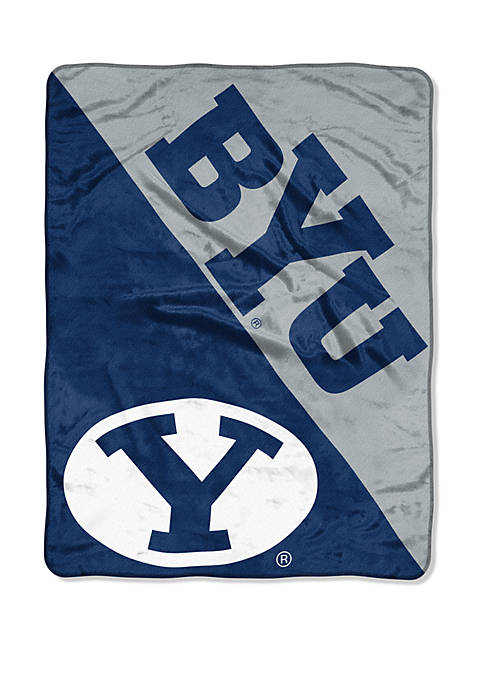 The Northwest Company NCAA BYU Cougars Halftone Micro