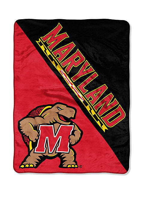 The Northwest Company NCAA Maryland Terrapins Halftone Micro