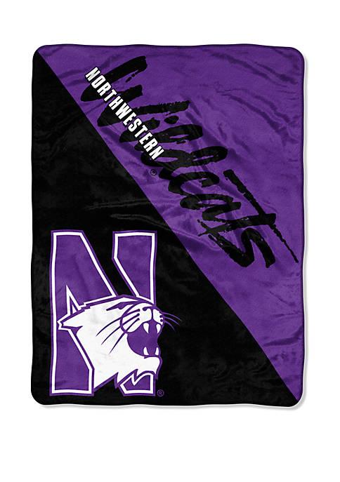 The Northwest Company NCAA Northwestern Wildcats Halftone Micro