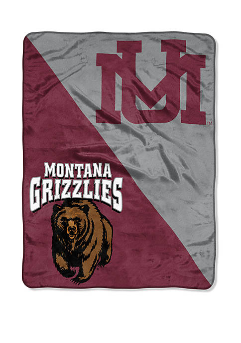 The Northwest Company NCAA Montana Grizzlies Halftone Micro