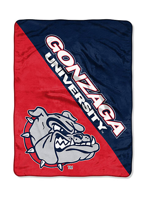 The Northwest Company NCAA Gonzaga Bull Dogs Halftone