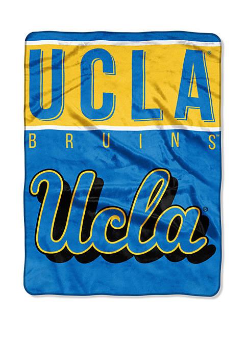 NCAA UCLA Bruins Basic Raschel Throw