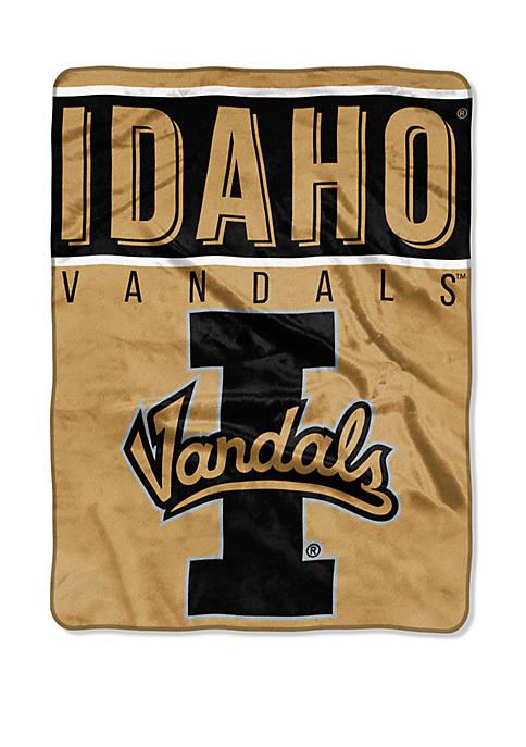 The Northwest Company NCAA Idaho Vandals Basic Raschel