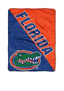 Northwest Florida Gators Micro Raschel Throw