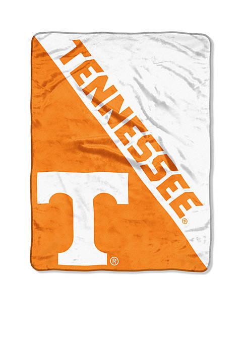 Tennessee Volunteers Micro Raschel Throw