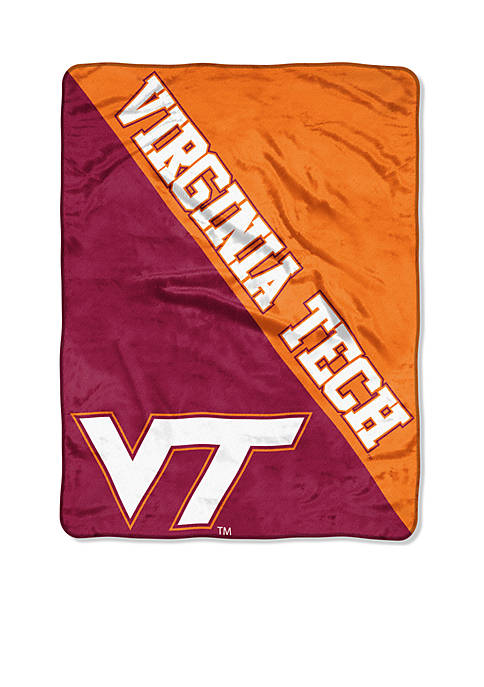 Northwest Virginia Tech Hokies Micro Raschel 46 x