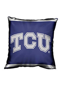 Northwest TCU Horned Frogs Jacquard Pillows