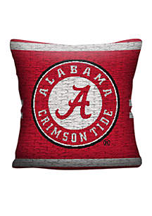 Northwest Alabama Crimson Tide Pillow