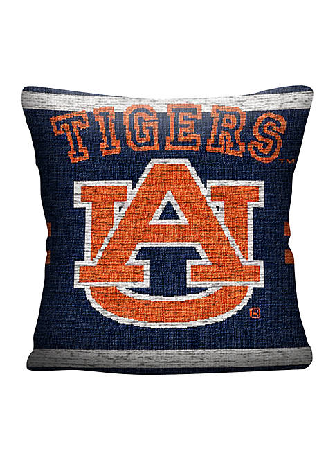 Northwest Auburn Tigers Jacquard Pillow