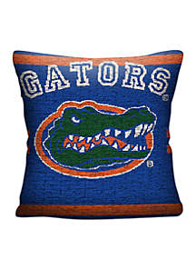 Northwest Florida Gators Jacquard Pillow