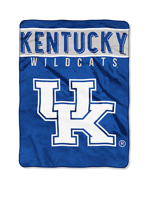 Northwest Kentucky Wildcats Royal Plush Rashcel 60 x
