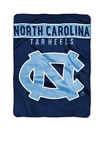 North Carolina Tar Heels Royal Plush Raschel 60 x 80 Throw
