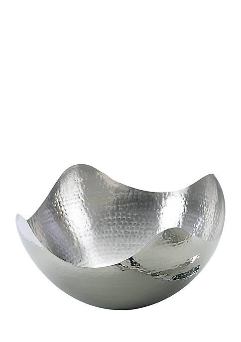 Elegance by Leeber Hammered Wave Bowl