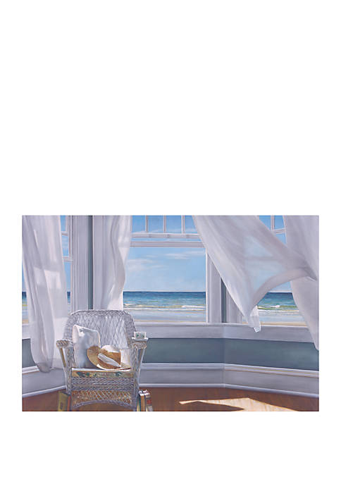 Patton Picture Patton Gentle Reader Coastal Canvas Art