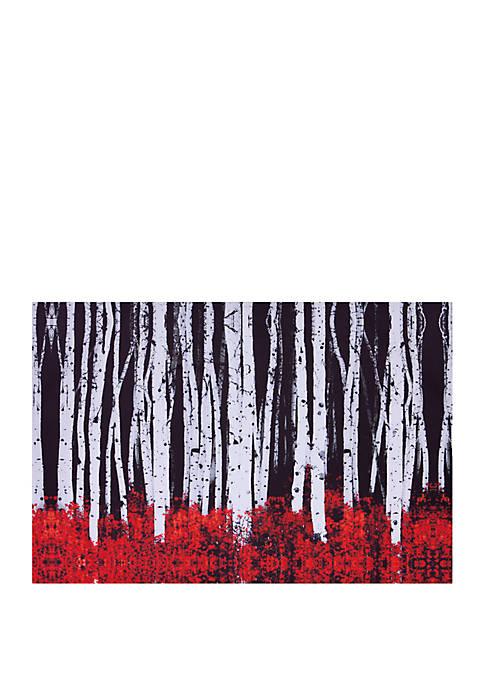Timberland Escape Landscape Canvas Art