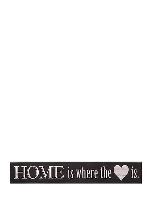 Patton Picture Home Is Where the Heart Is